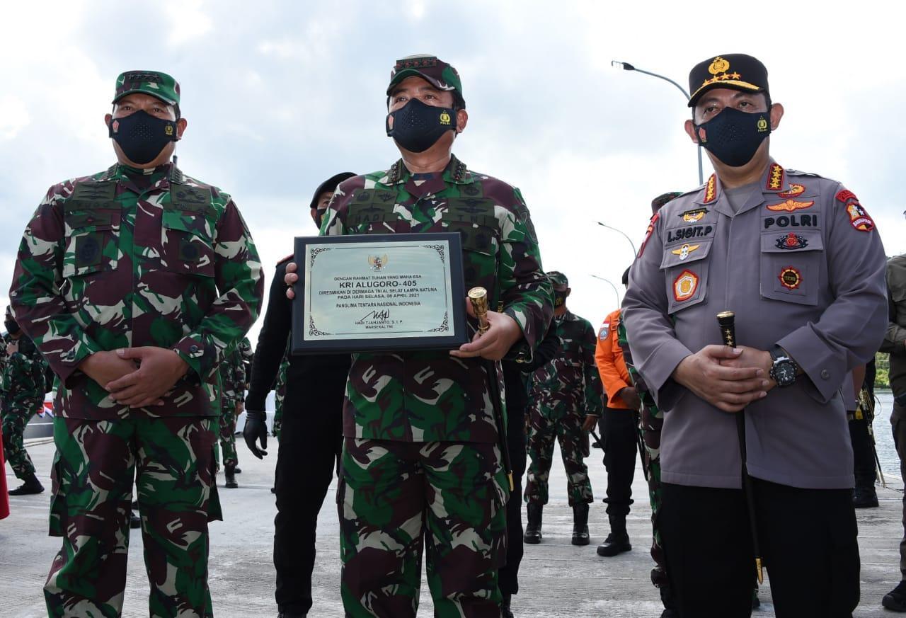 Panglima TNI: Kapal Selam Kekuatan Pemukul Strategis Peperangan Modern