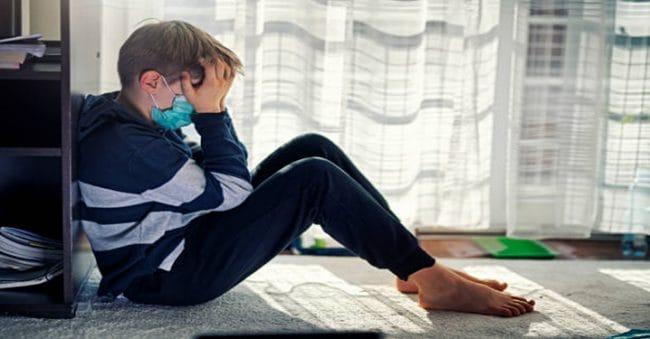 17 Ciri Anak Alami Stres Selama Pandemi, Parents Perlu Mengenalinya