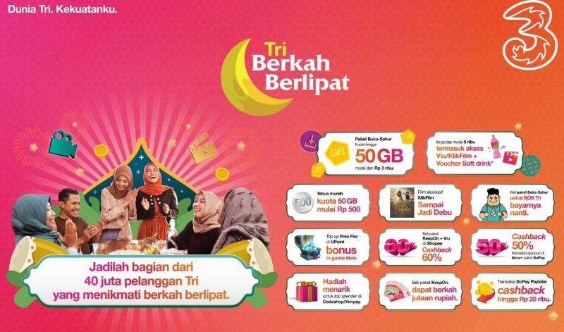 3 Indonesia Siap Sambut Ramadhan 2021 -