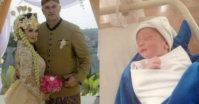 7 Potret Anak Ketiga Baby Margaretha yang Lahir Sebelum Masuk Ruang Bersalin