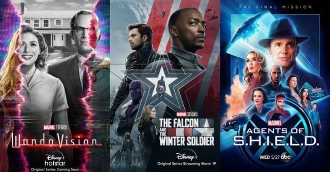 8 Rekomendasi Serial Superhero Marvel, Tak Kalah Seru dari Filmnya