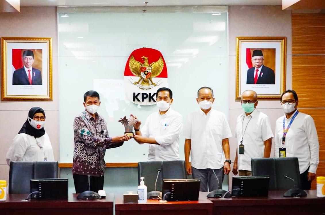 AP II Gandeng KPK Kawal Pemanfaatan Aset, Penerapan Whistleblowing System Hingga Pemenuhan LHKPN