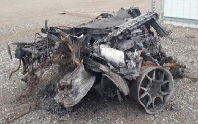 Ada-ada Saja, Mobil yang Sudah Hancur pun Ikut Dilelang : Okezone Otomotif