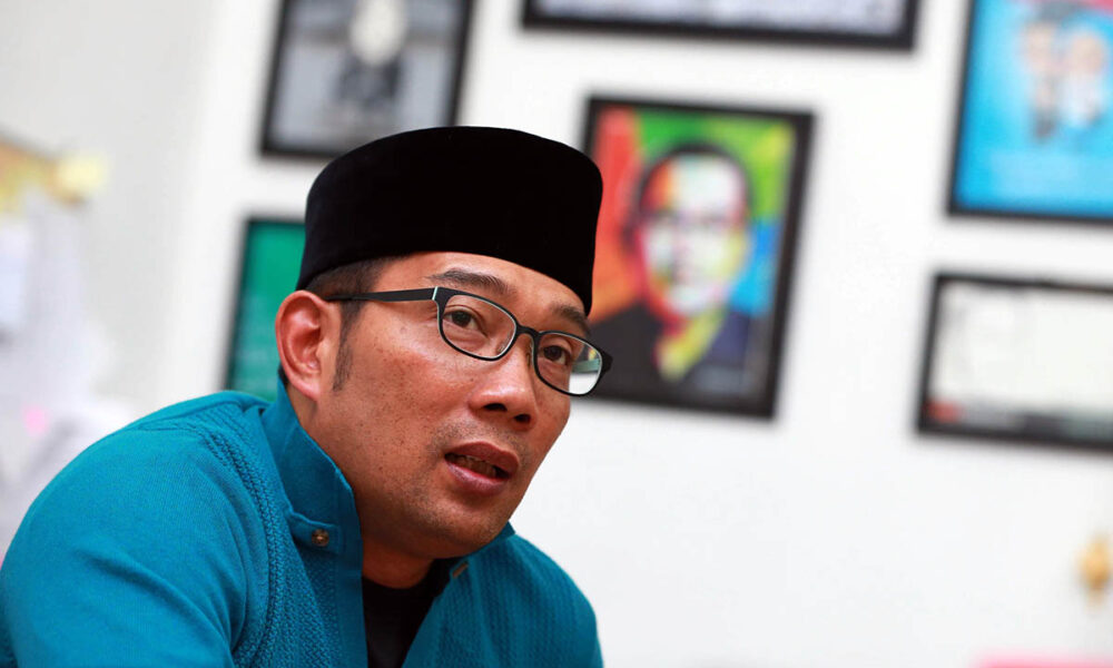 Ajak Warganya Perangi Terorisme, Kang Emil: Kita Lawan