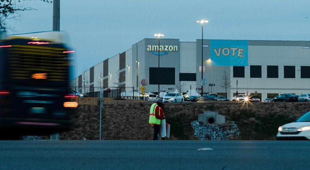 Amazon Union Vote: Kehilangan Tenaga Kerja Dapat Membawa Perubahan dalam Strategi – Majalah Time.com