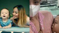 Anak Bungsu Positif COVID-19, Joanna Alexandra Bagikan Momen di Wisma Atlet