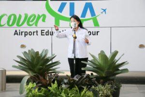 """Angkasa Pura I Luncurkan """"Discover YIA"""", Program Airport Educational Tour Pertama di Indonesia"""
