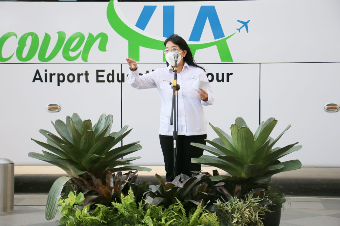 "Angkasa Pura I Luncurkan ""Discover YIA"", Program Airport Educational Tour Pertama di Indonesia"