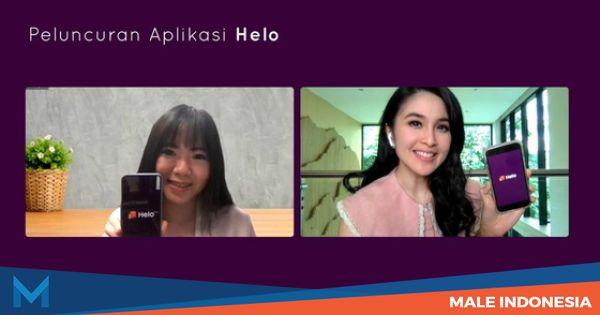 Aplikasi Helo Resmi Hadir di Indonesia