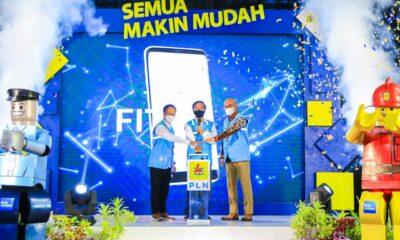 Aplikasi PLN Mobile denganFitur Pasang Baru Hadir Pertama Kali di Jawa Timur