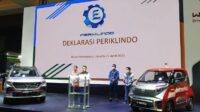 Asosiasi Kendaraan Listrik Periklindo Dibentuk, Moeldoko: Ini Adalah Wadah Masukan Pada Pemerintah