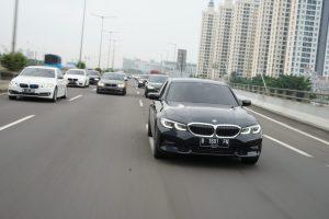 Touring pemilik mobil BMW dan Mini (Sumber : Istimewa)