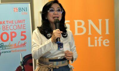 BNI dan BNI Life Resmikan Telesales Center Palma Jakarta