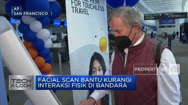 Bandara San Fransisco AS Terapkan Scan Biometrik Wajah – Suara-Pembaruan.com