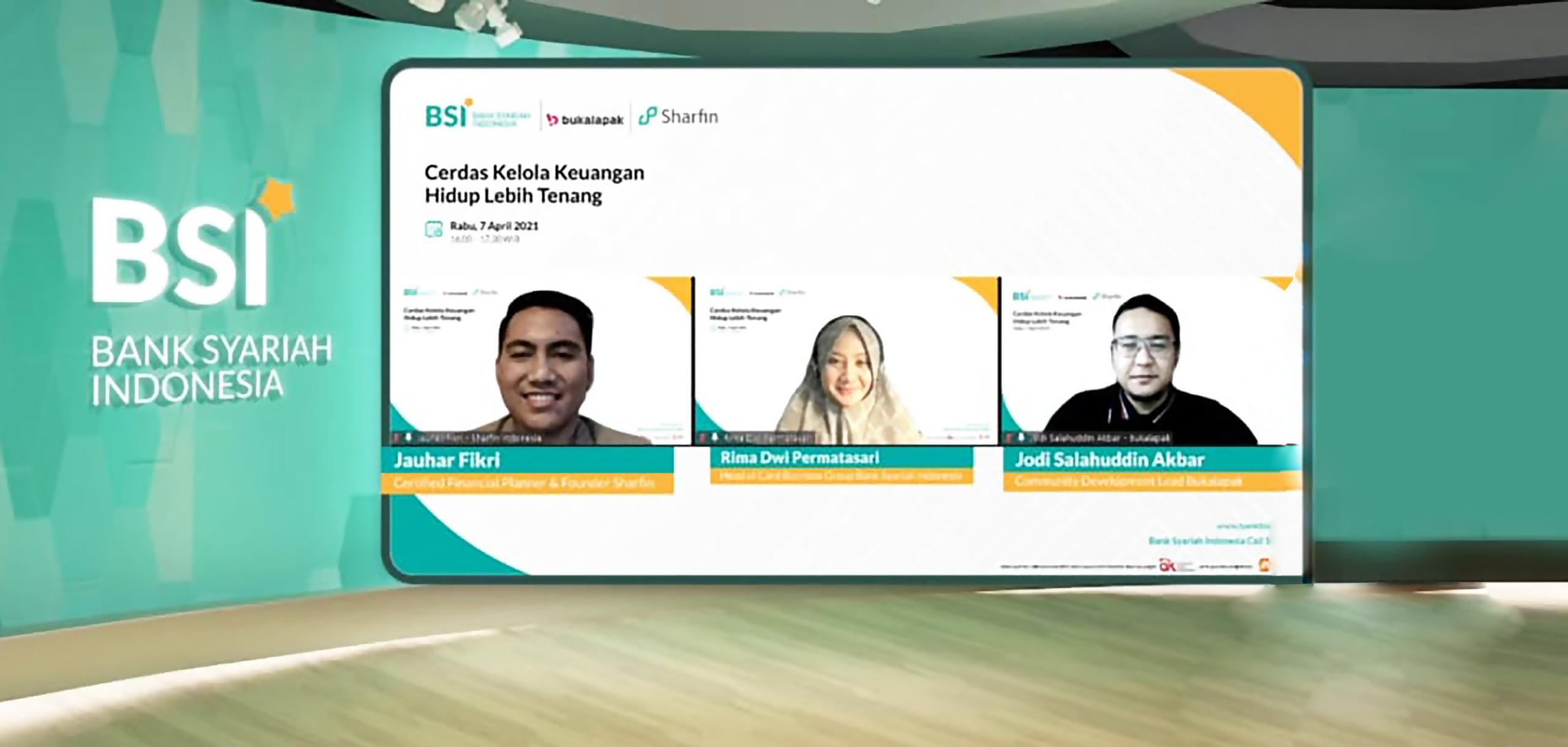 Bangkitkan Penjualan UMKM Melalui Digital BSI Hasanah Card Gaet Bukalapak