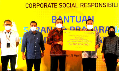 Bangun Sarana Prasarana Unmas Bali