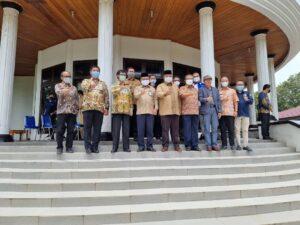 Buat Program Penyaluran Kredit Gerbang Emas, Bank Kaltimtara & Pemkab Kukar Studi Banding ke Tabalong