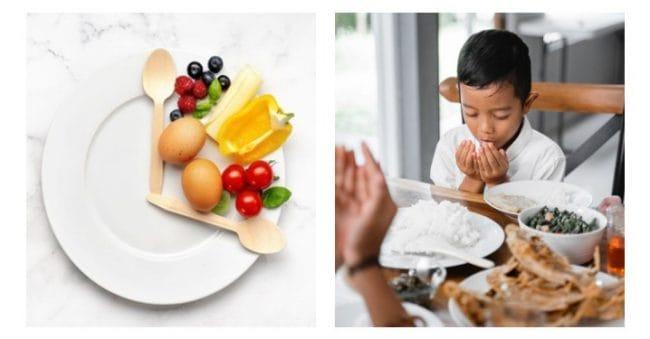 Cara Penuhi Nutrisi Anak Saat Puasa, Parents Wajib Tahu!