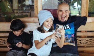 Curhat Dijauhi Teman Sekolahnya, Safeea Anak Ahmad Dhani dan Mulan Mengaku Antisosial
