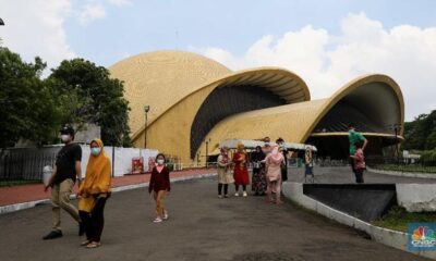 Diambil Alih dari Anak Soeharto, Ini Penampakan TMII Terkini