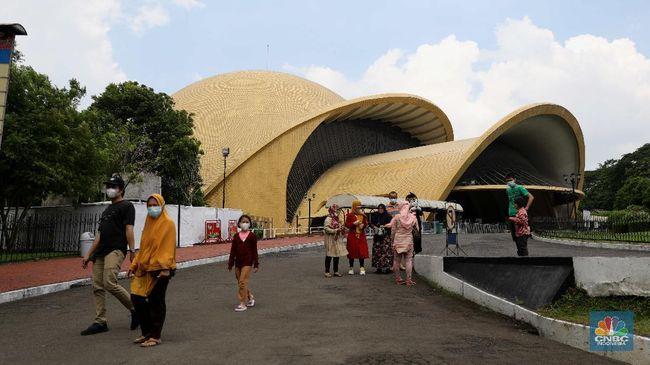 Diambil Alih dari Anak Soeharto, Ini Penampakan TMII Terkini – Suara-Pembaruan.com
