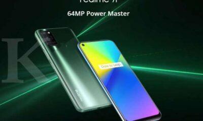 Dibekali RAM 8GB dan kamera 64MP, harga HP Realme 7i terbaru hanya Rp 3 jutaan