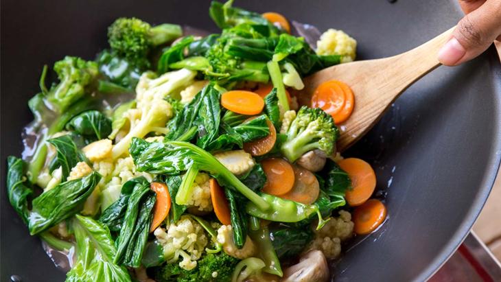 Ilustrasi Makanan untuk Diet saat puasa