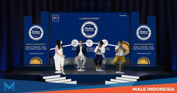 Dulux Berikan Ketenangan dengan Dulux Promise
