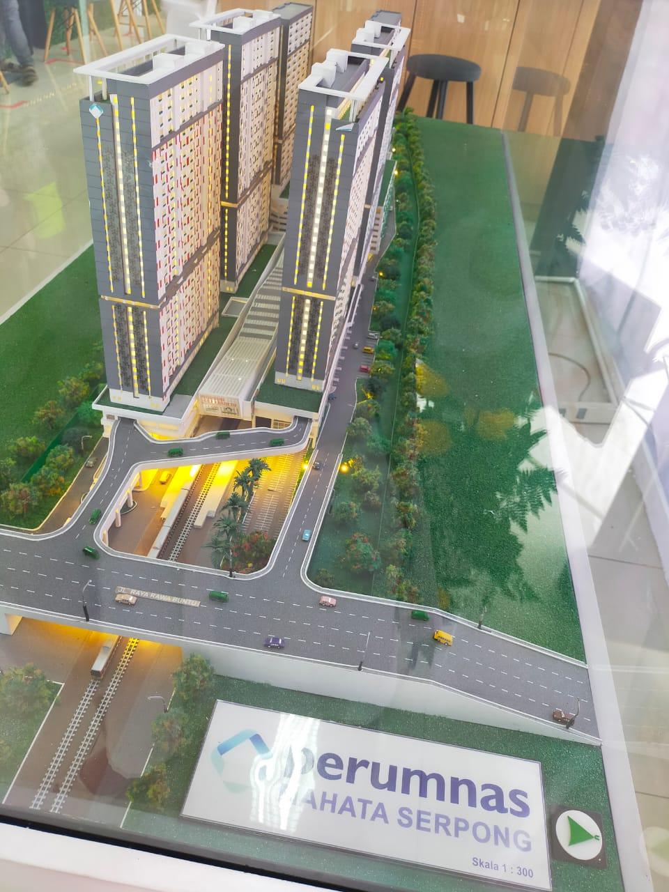 Erick Thohir: Apartemen Berkonsep TOD Bagi Milenial Segera Hadir