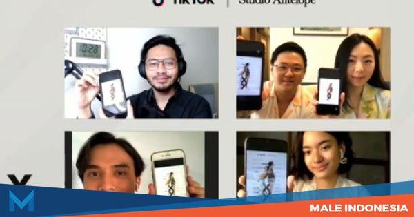 Film Pendek Vertikal Pertama di TikTok Indonesia