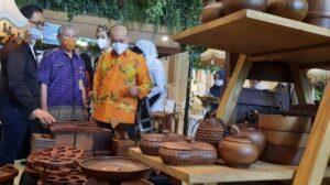 Geliatkan Perekonomian, Pemprov Banten Gelar Pameran UMKM di Mal