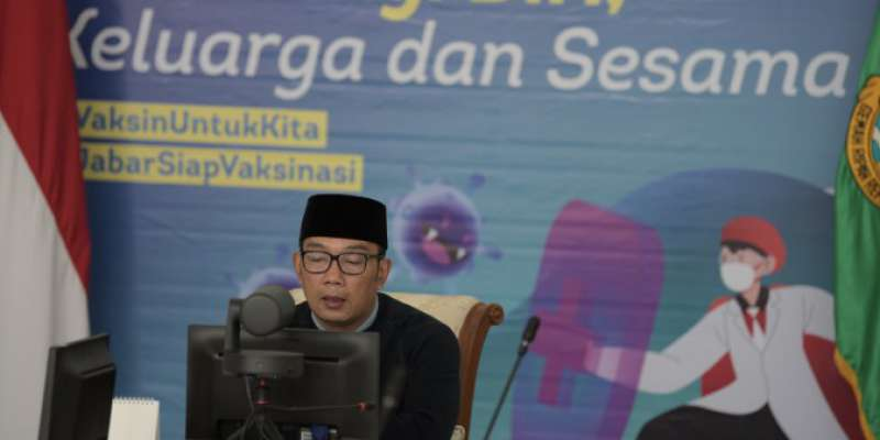 Gubernur Jabar dan Kemendagri Luncurkan Aplikasi e-Perda Jabar