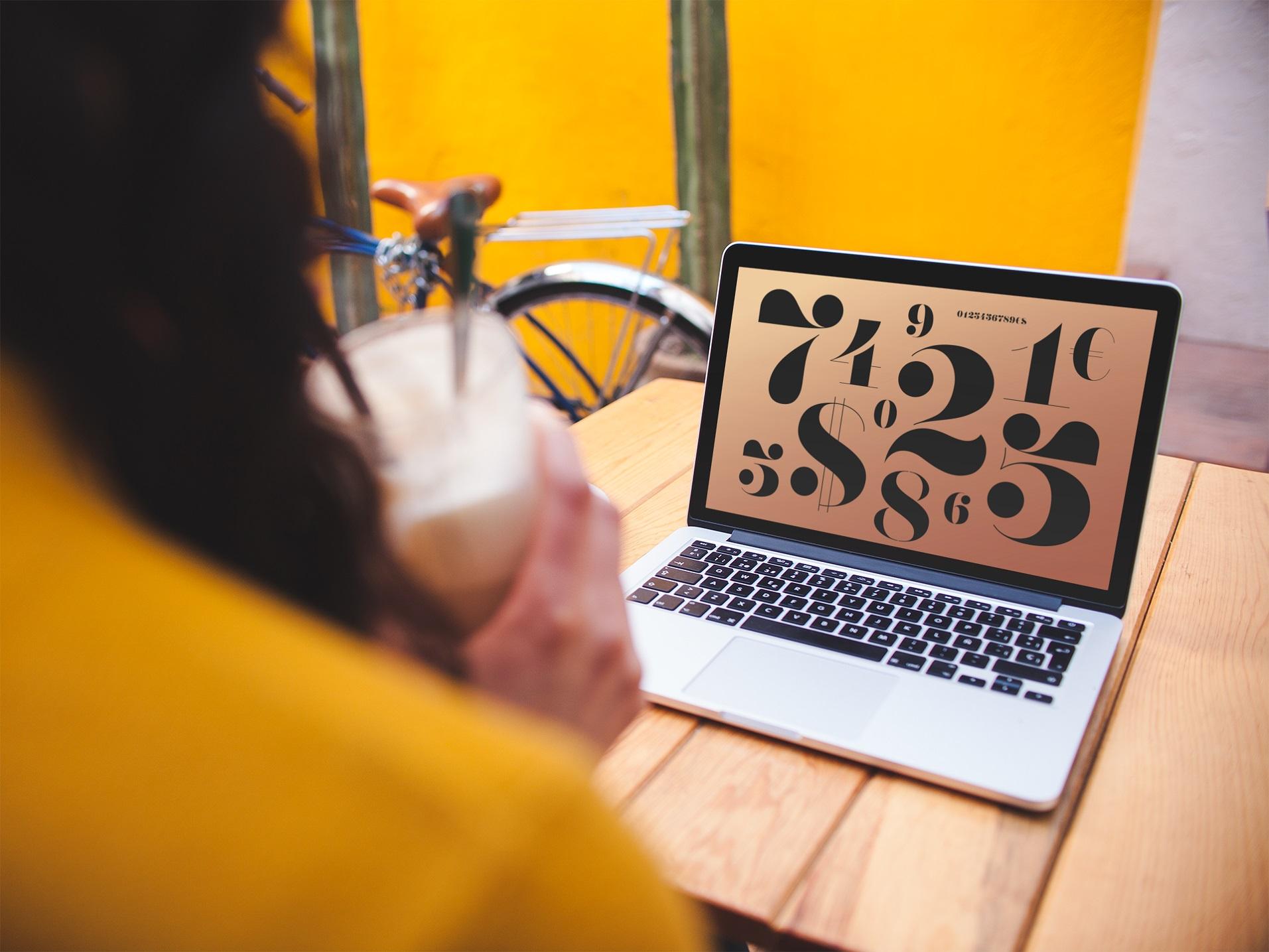 Hadirkan Kesan Formal dan Profesional dengan Font Serif