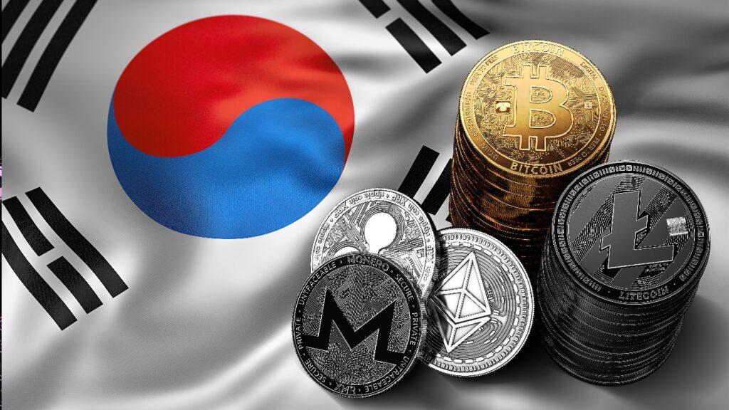 Harga Bitcoin di Korea Anjlok