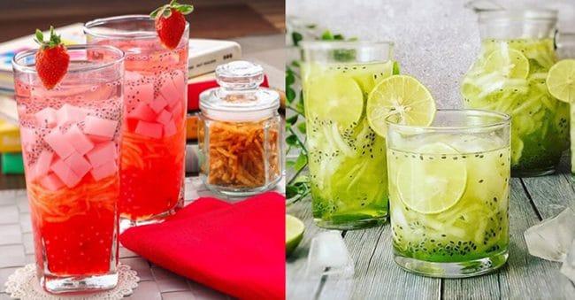 Hilangkan Dahaga, Ini 7 Resep Minuman Segar untuk Buka Puasa
