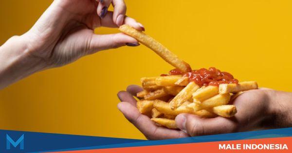 Hindari Makanan dan Minuman Ini Sebelum Bercinta