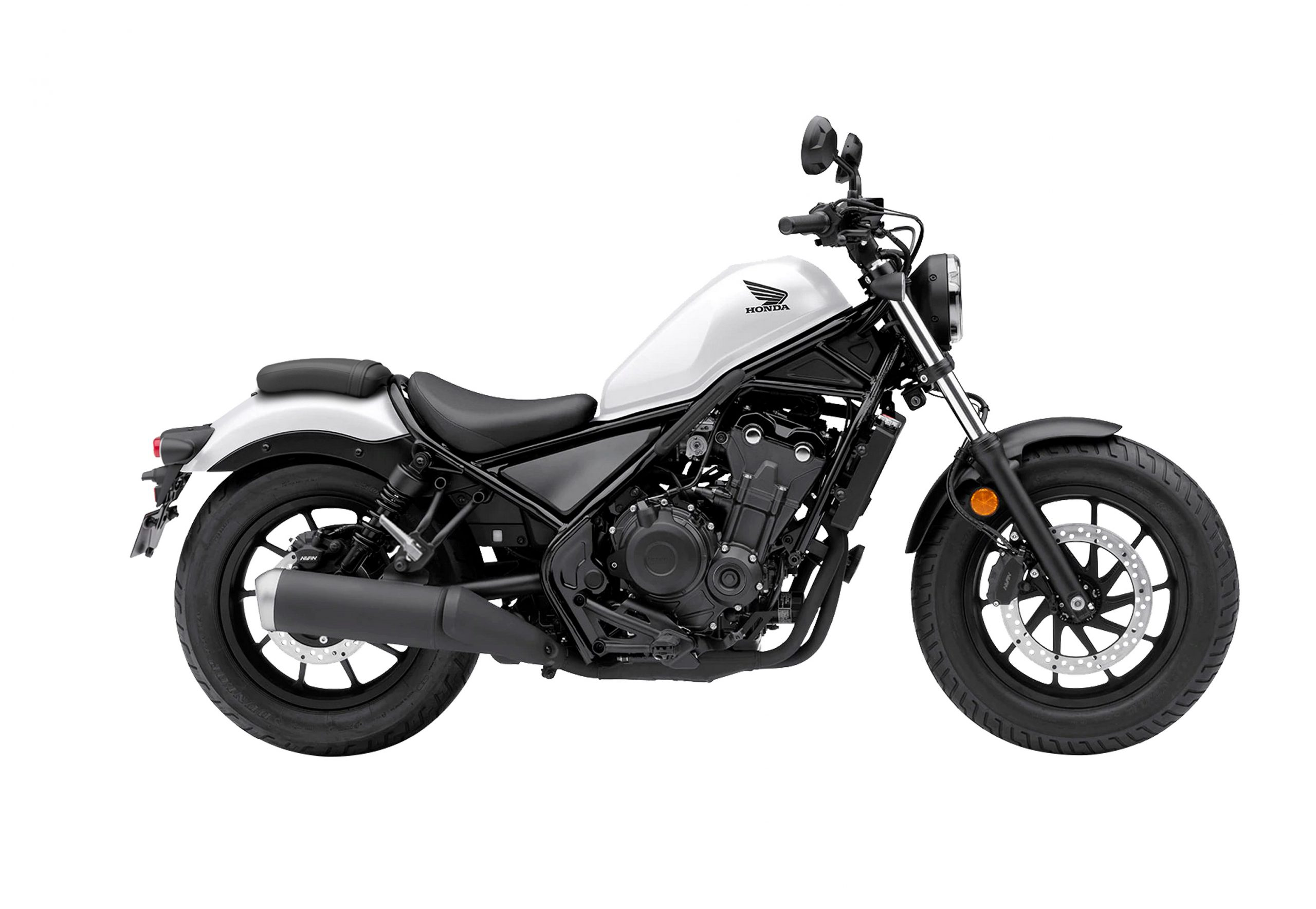 Honda Rebel Dapat Sentuhan Baru: Motor Bertampang Custom 500cc Ini Dibandrol Nyaris Rp 200 Juta
