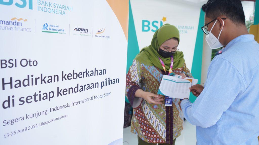 IIMS 2021, BSI Gencarkan Pembiayaan Oto Sesuai Prinsip Syariah