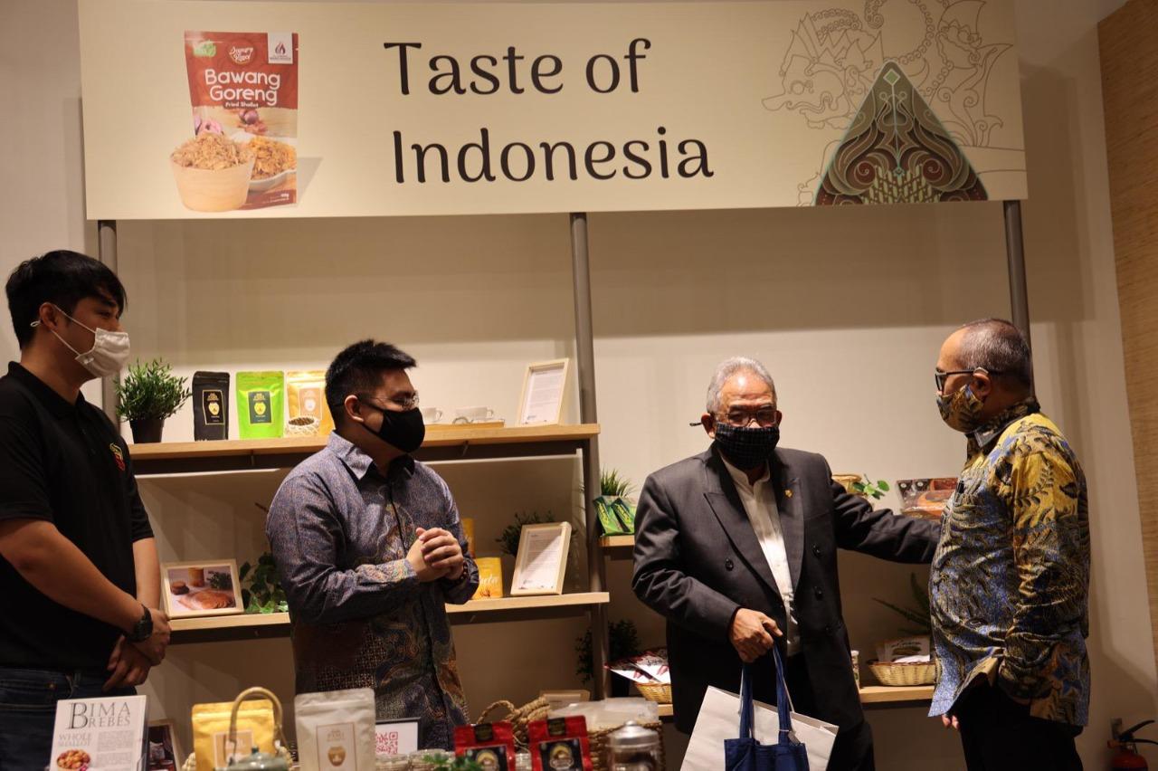 Ikut Gayeng Expo, 28 UMKM Jawa Tengah Jajaki Masuk Pasar Singapura