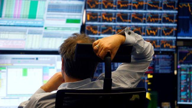 Ikuti Tren Koreksi Global, Bursa Eropa Dibuka Melemah