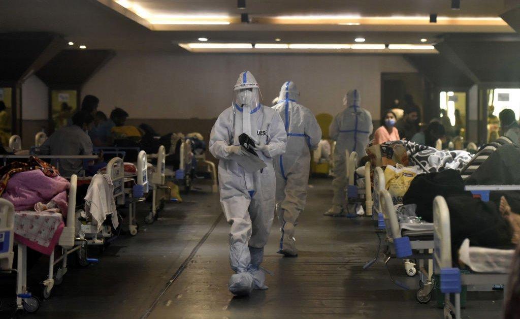 India Melaporkan Rekor Global 314.000 Kasus Virus Corona Baru dalam Sehari