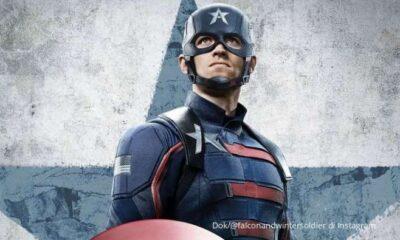 Jadi Captain America baru, ini komentar Wyatt Russell tentang Chris Evans di Marvel