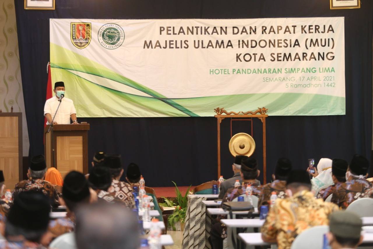 Jadi Landasan Utama Percepatan Pembangunan, MUI Punyai Peran Penting Wujudkan Kondusifitas Kota Semarang