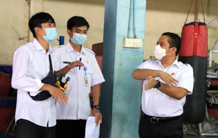 Jelang Porprov 2022, Pemkot Tangerang Renovasi 11 GOR