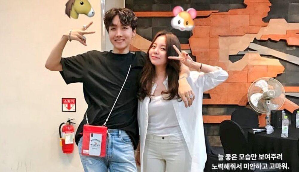 Kakak J-Hope BTS Akan Menikah Bulan Depan