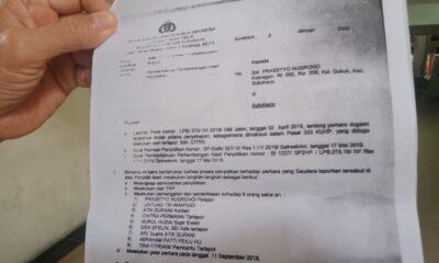 Kasus Penganiayaan Terhenti di Polrestabes Selama 2 Tahun, Ada Apa? -