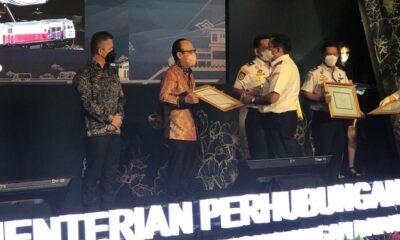 Kinerja Keselamatan Jasa Marga Diganjar Penghargaan dari Kemenhub