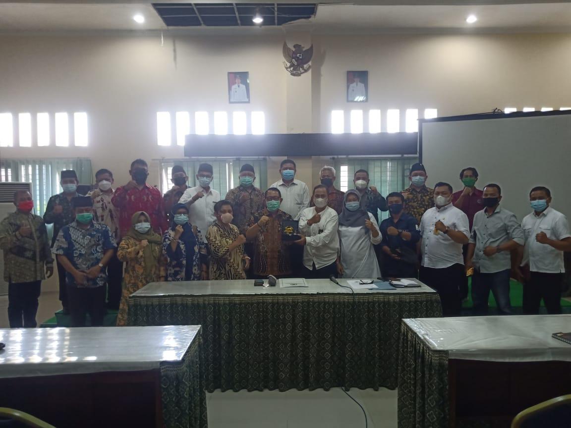 Komisi A Siap Fasilitasi Dana Pengembangan BUMDes di Tengah Pandemi Covid-19