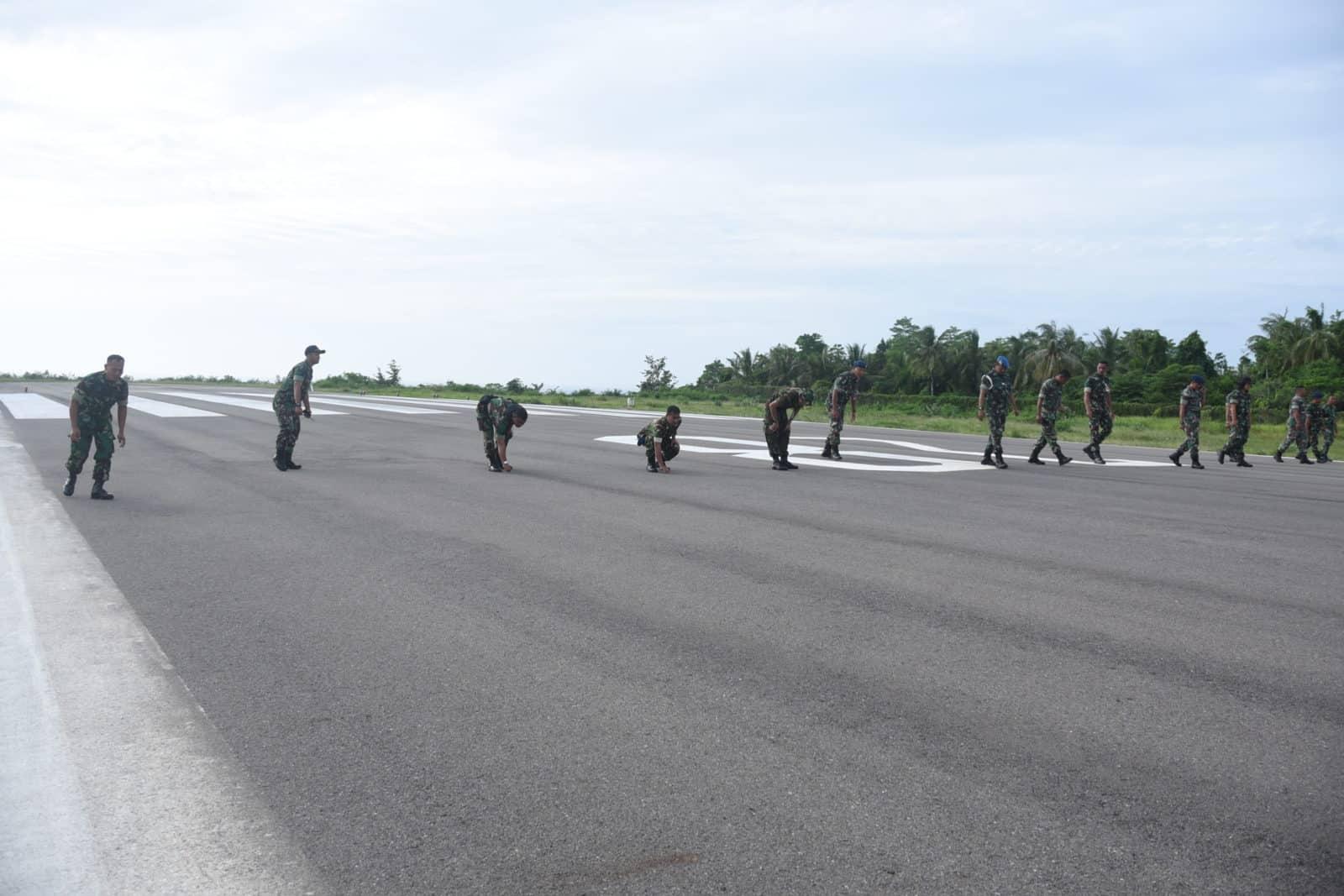 Ilustrasi Runway