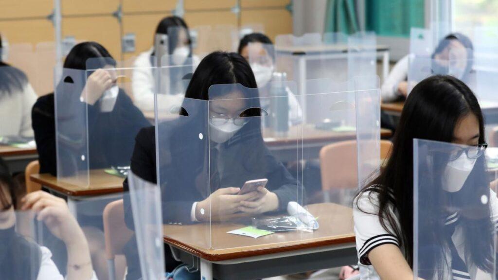 Korea Siap Perbanyak Kelas Tatap Muka bagi Siswa SMP